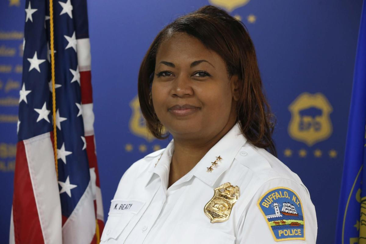 Deputy commissioner Kimberly Beaty kirkham