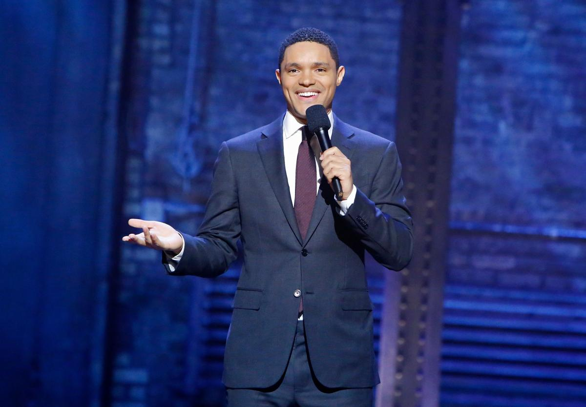 """Trevor Noah """"The Daily Show"""" Undesked Chicago 2017: Let's Do This Before It Gets Too Damn Cold"""