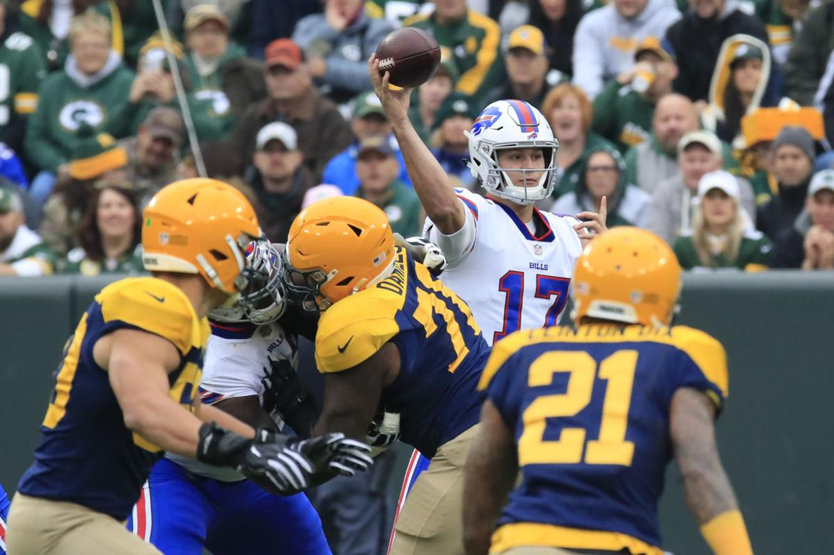 Bills Packers  Josh Allen