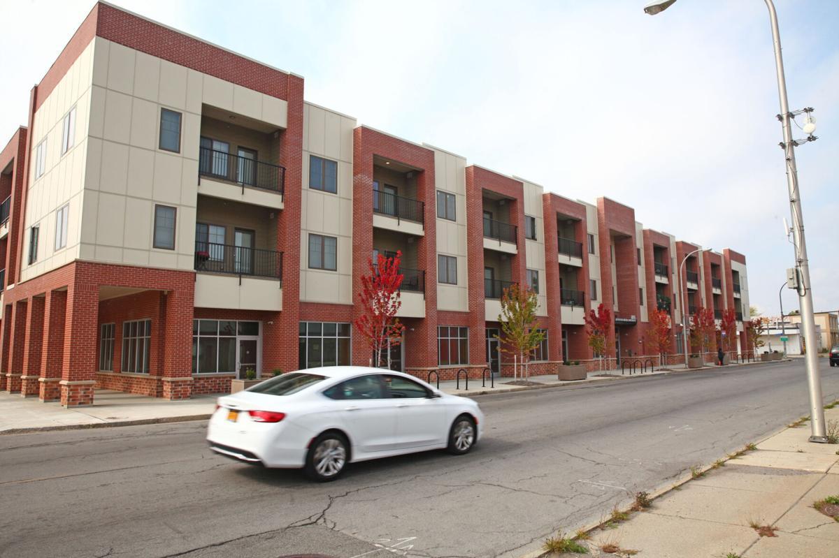 People Inc.'s Jefferson Avenue Apartments
