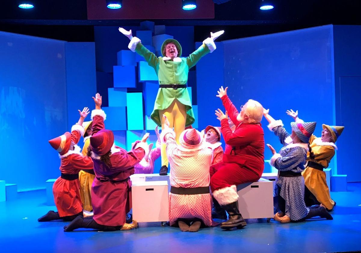 Musicalfare Elf Buddy Santa Elves