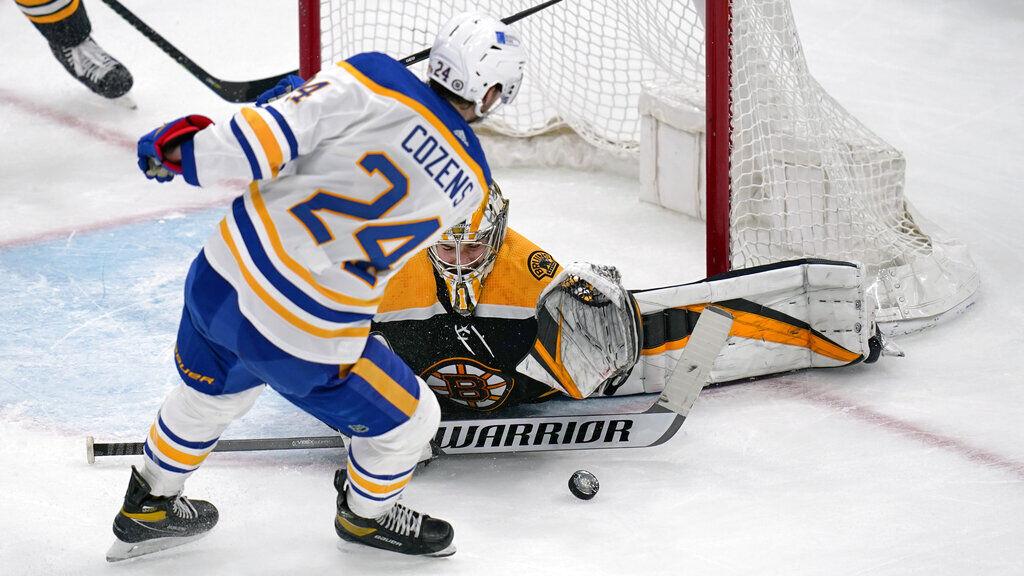 Sabres Bruins Hockey