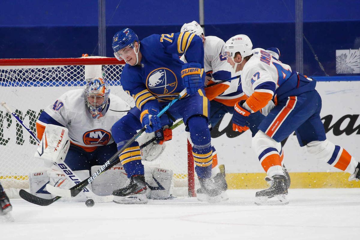 Sabres Islanders first