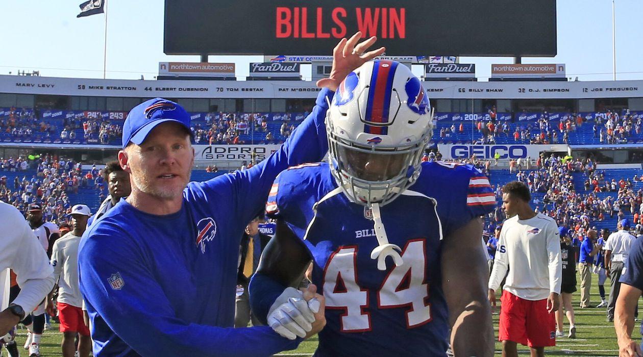 Bills re-sign special teams snaps leader Deon Lacey   Buffalo Bills ...