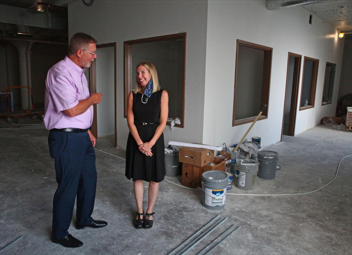 New Mental Health Advocates mission and new space