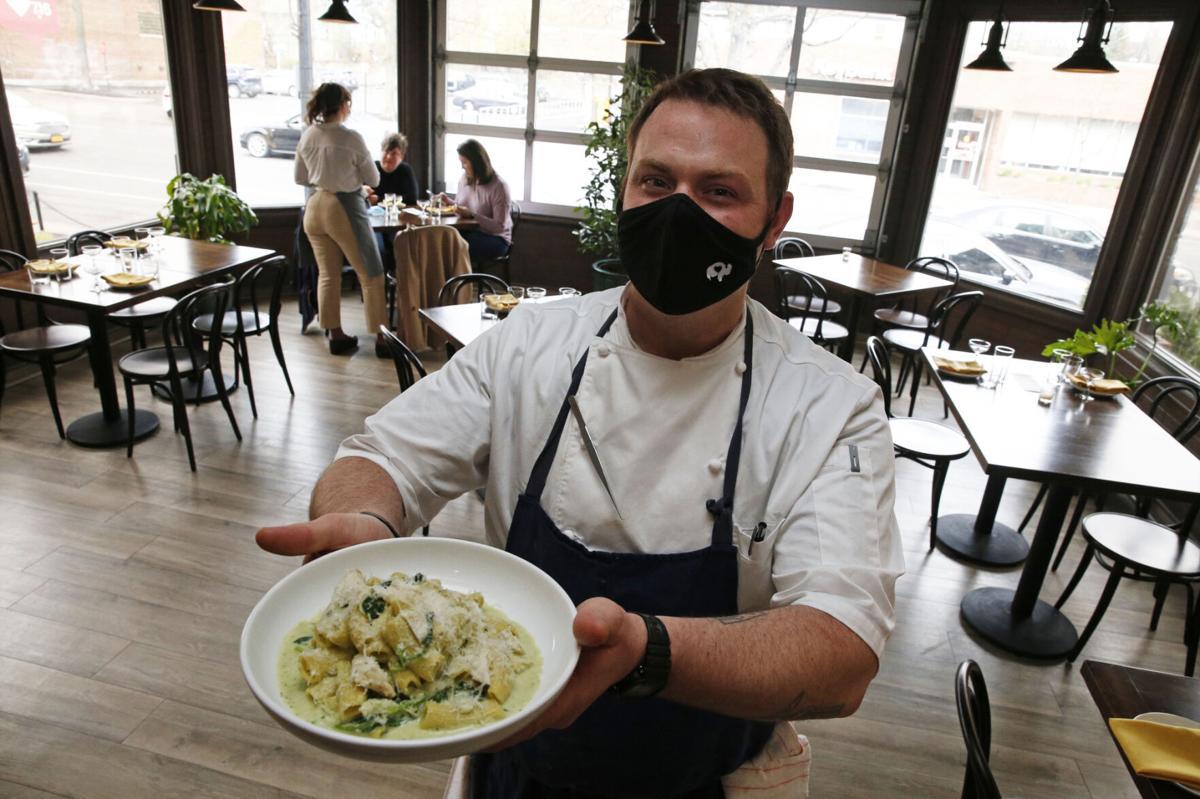 Inizio chef-owner Michael Gibney