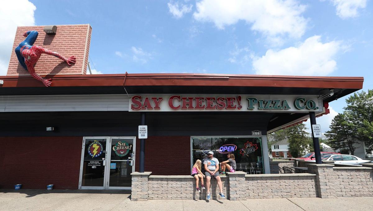 FEATURES Say Cheese! Pizza Co. CANTILLON