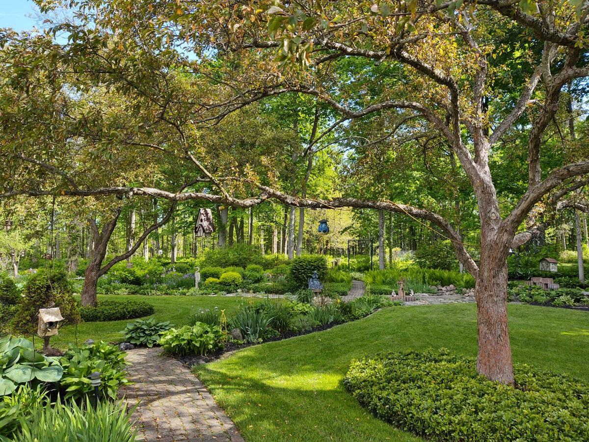 The Stoffel garden