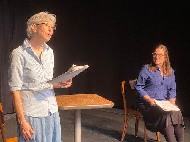 Jewish Repertory Theatre The Year My Mother Came Back (copy)