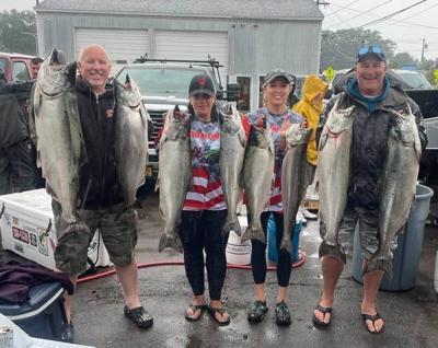 Tom Allen Pulaski Sodus Bay Pro-Am fishing