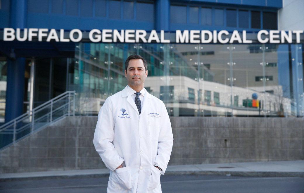 Covid-19 hospitalization death rates fall in WNY