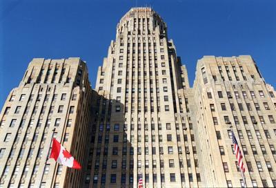 Buffalo City Hall (copy)