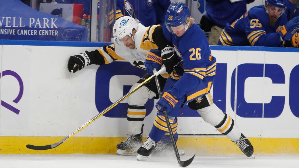 Observations: Sabres' drought reaches historic level, but youth inspires hope