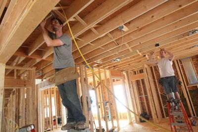 New home construction Cantillon (copy)