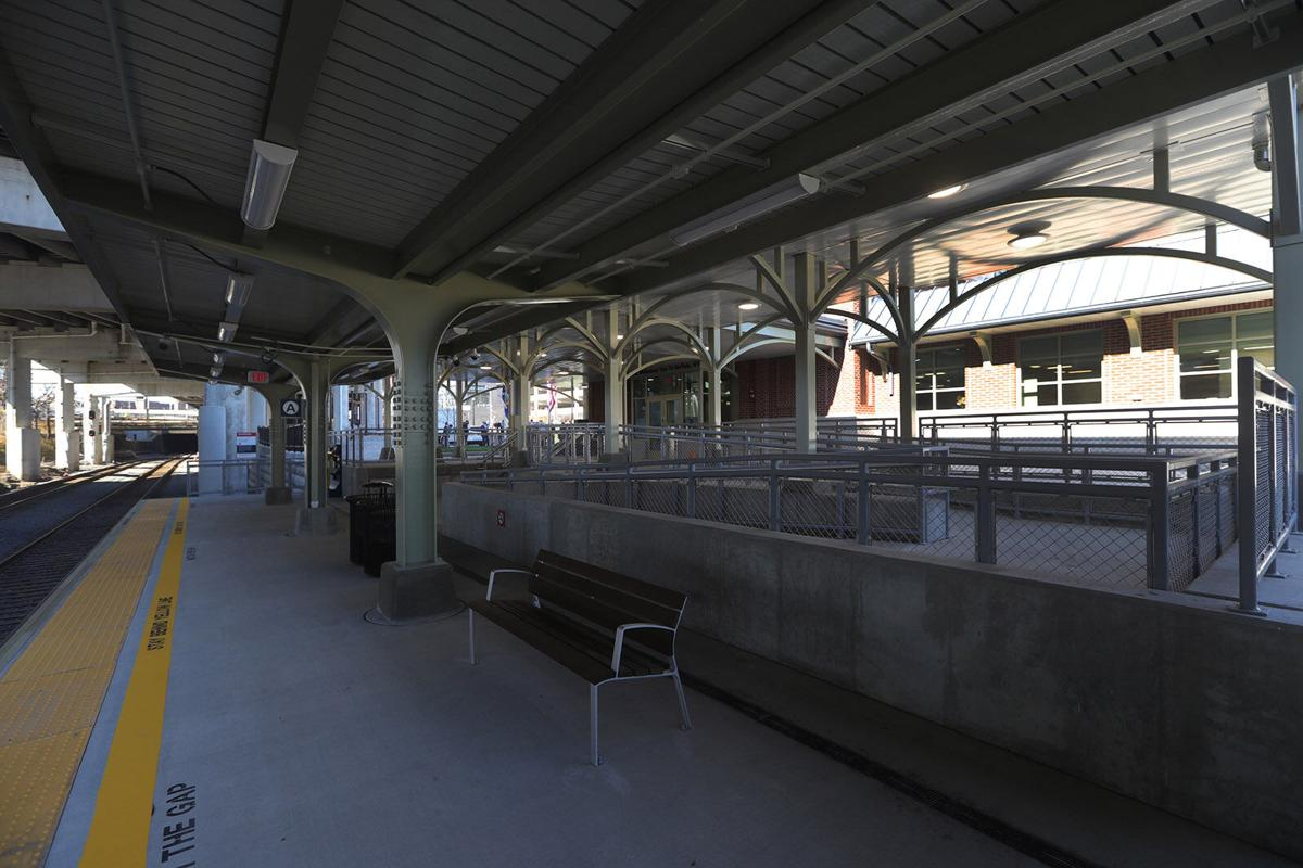 Exchange Street Station reopens