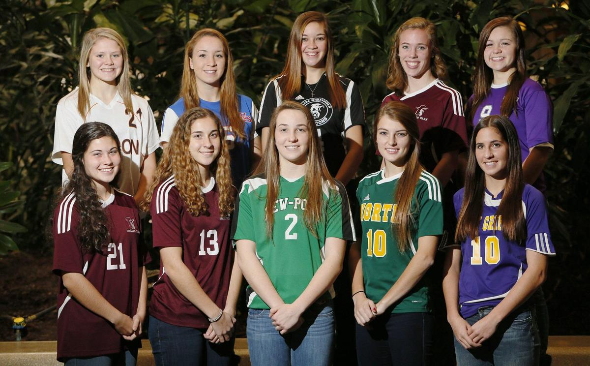 All-WNY Girls Soccer 2012