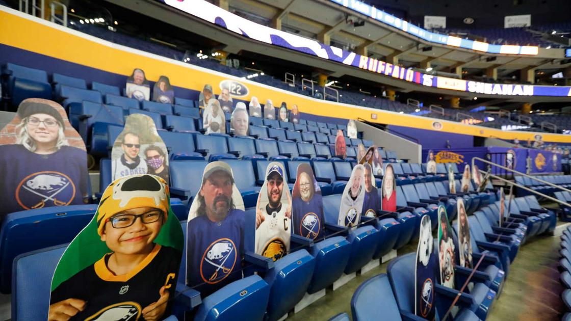 Sabres exec: 'How can we connect with fans on something deeper than wins and losses?'