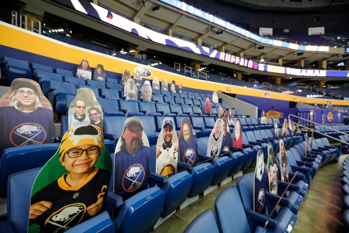 Sabres Islanders pregame