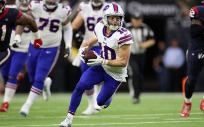 Cole Beasley Wild Card Round - Buffalo Bills v Houston Texans