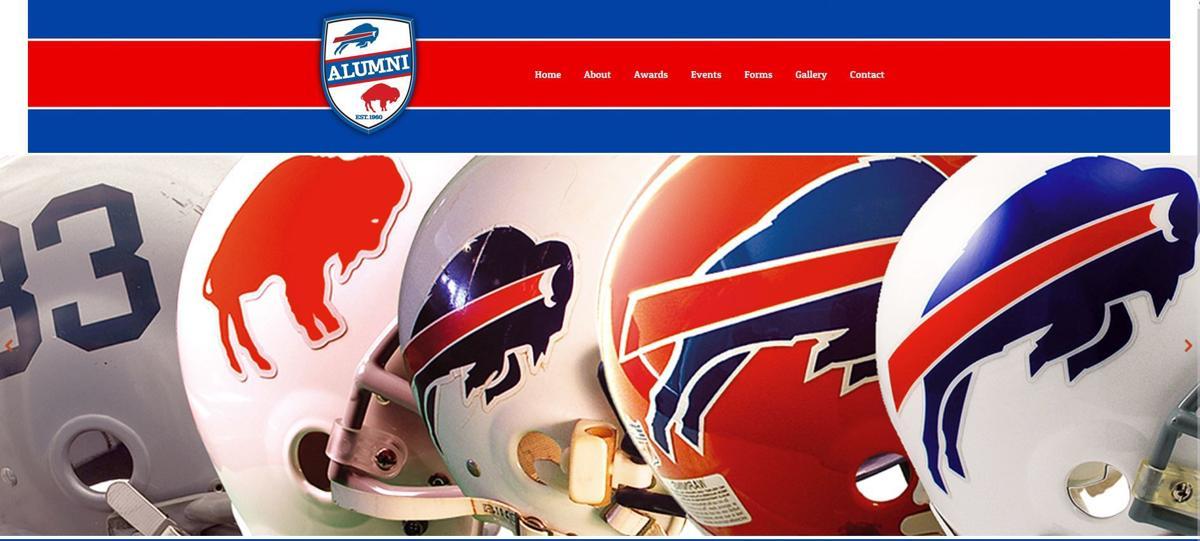 Buffalo-Bills-Alumni-Association-Helmets
