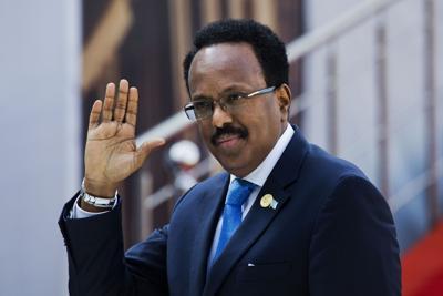 Somalia's president, a longtime WNYer, promises push for democracy
