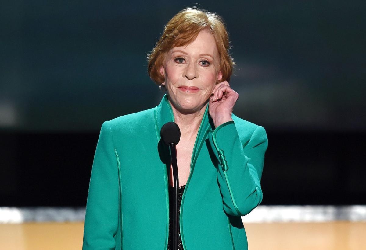 Carol Burnett The 22nd Annual Screen Actors Guild Awards - Show
