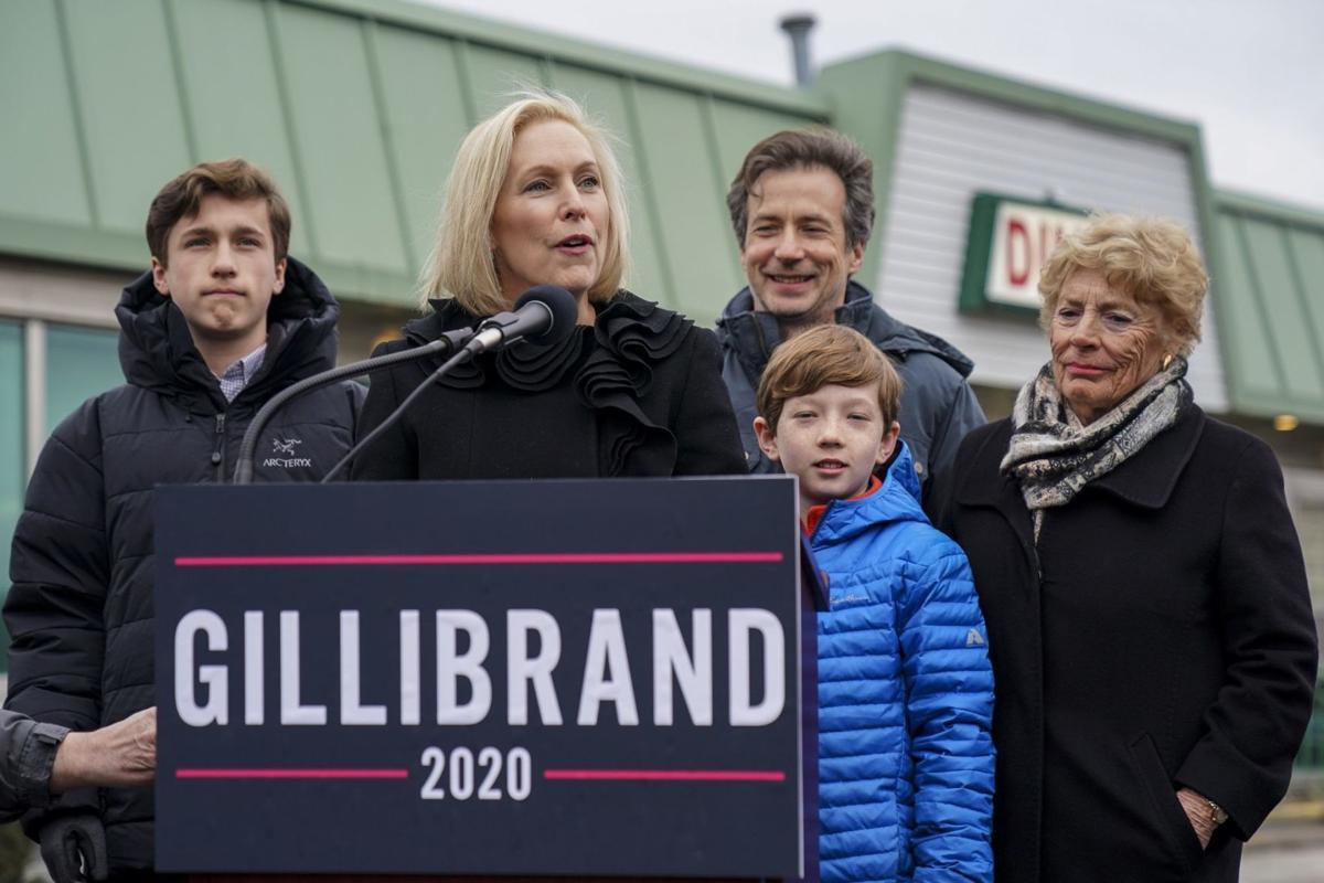 Sen. Kirsten Gillibrand (D-NY) Announces She's Exploring A Presidential Bid
