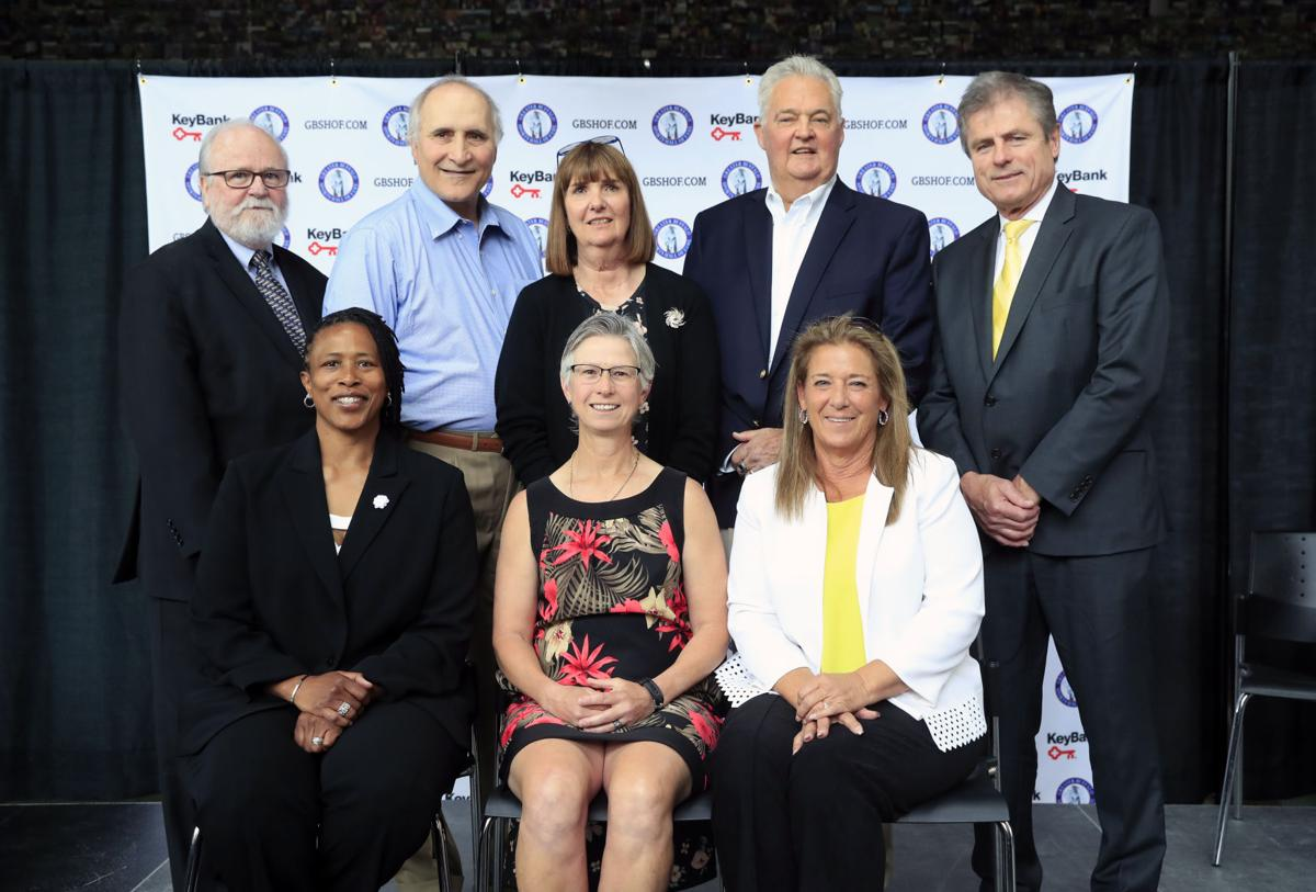 Greater Buffalo Sports Hall of Fame-KeyBank Center-Scull
