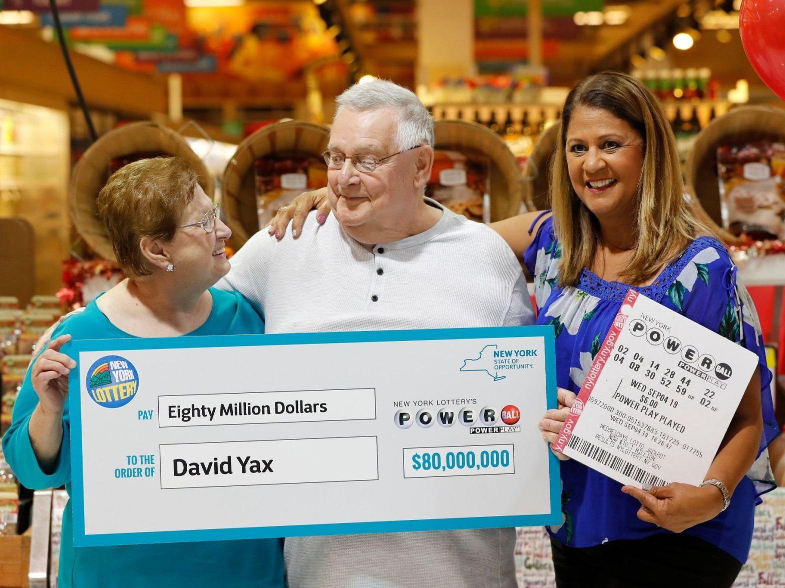 Powerball Playing North Evans Retiree Is Erie County S Newest Millionaire Local News Buffalonews Com