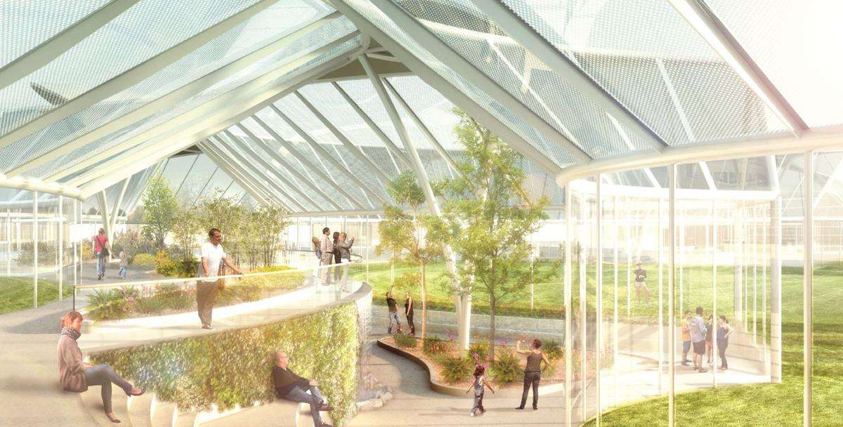 Botanical Gardens Expansion Gets Big Financial Boost From State Local News Buffalonews Com