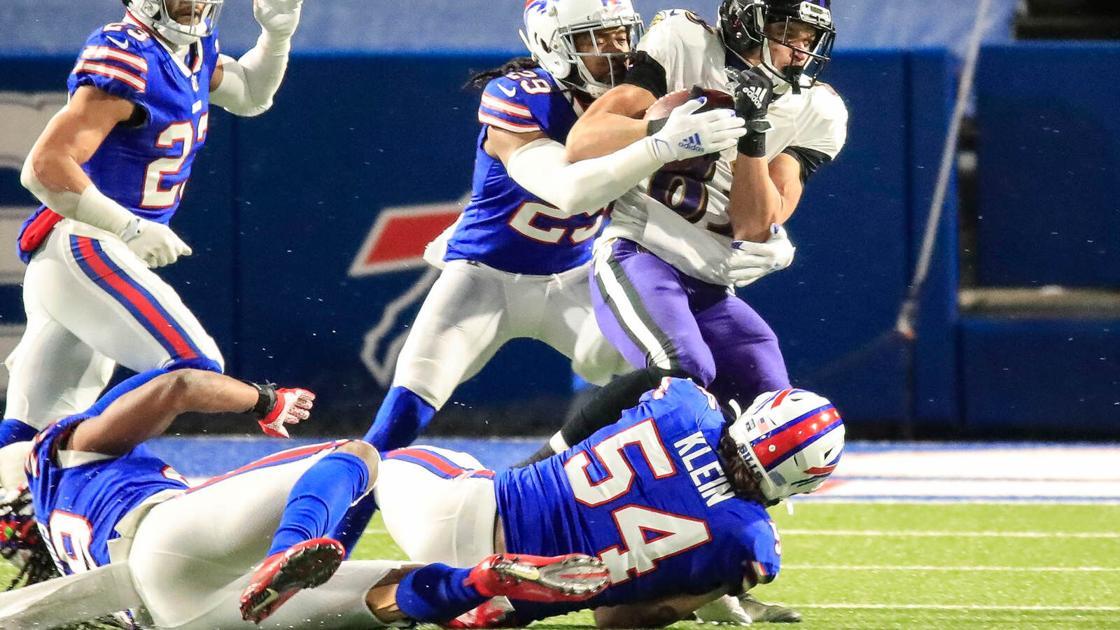 Vic Carucci: Bills' magical ride continues to AFC championship game