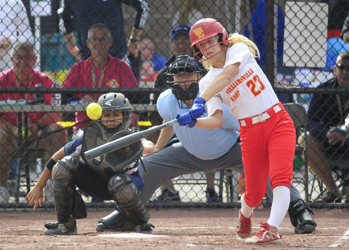 Player of the year – Ella Wesolowski, Williamsville East, 10, catcher (copy)
