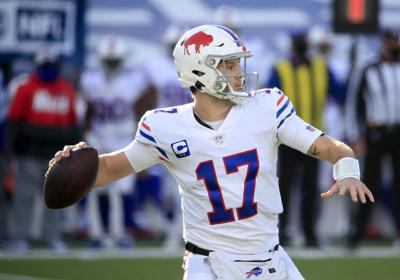 Putting in the work: How Bills' Josh Allen improved his accuracy