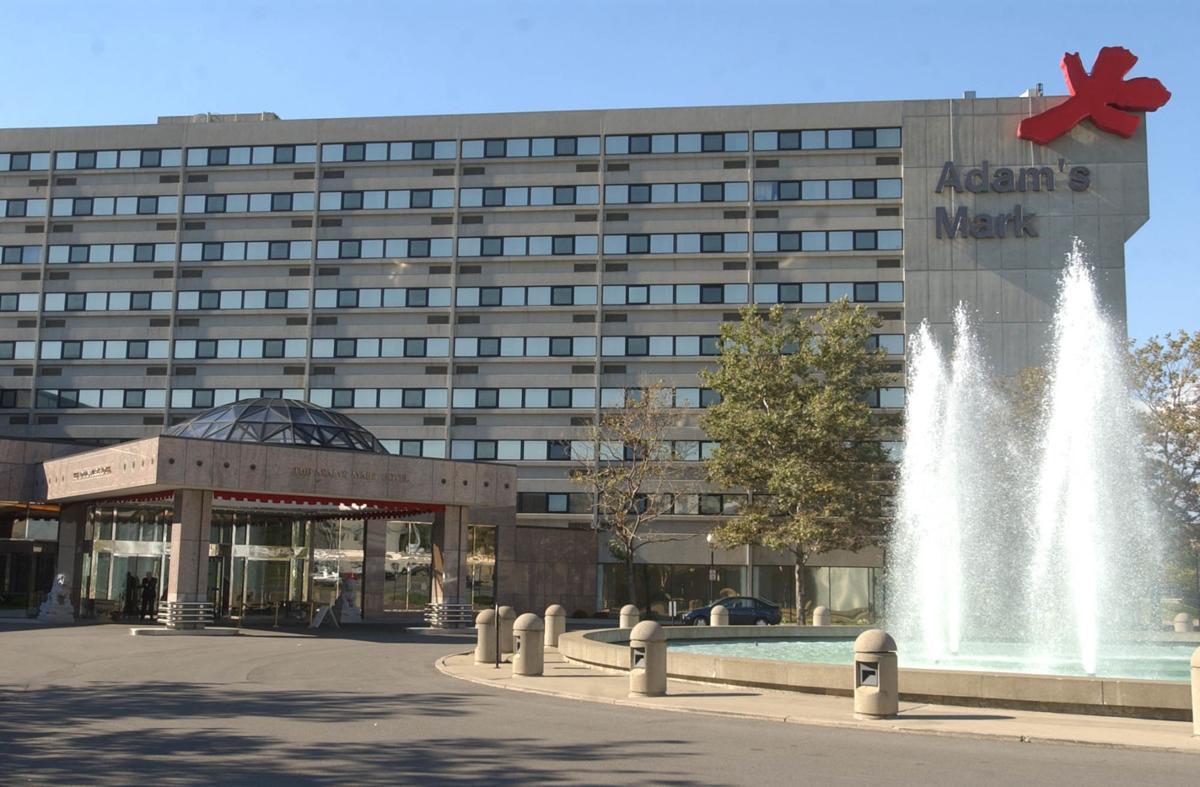 Turning Adam S Mark Into Buffalo Grand Hotel Is No Easy Task Local News Buffalonews Com