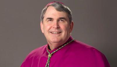 new Buffalo Bishop Michael William Fisher