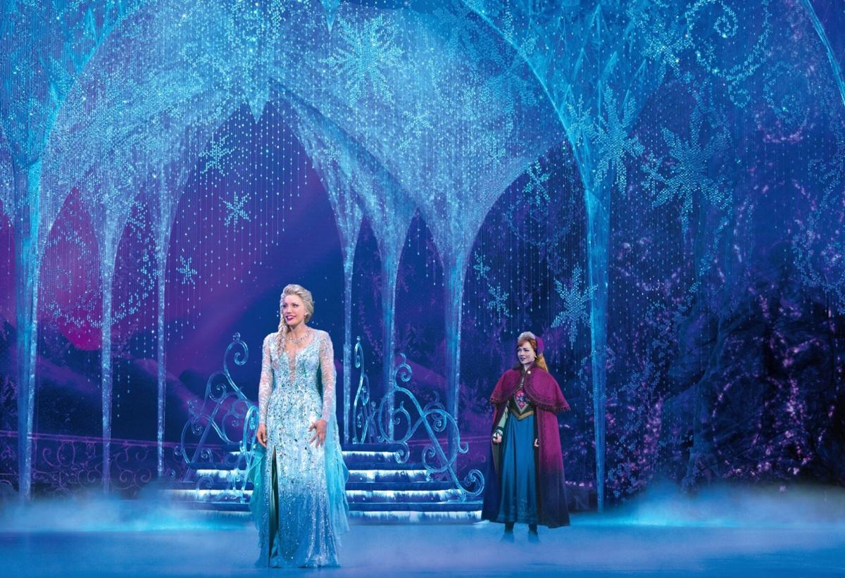 Disney's Frozen Shea's Performing Arts Center