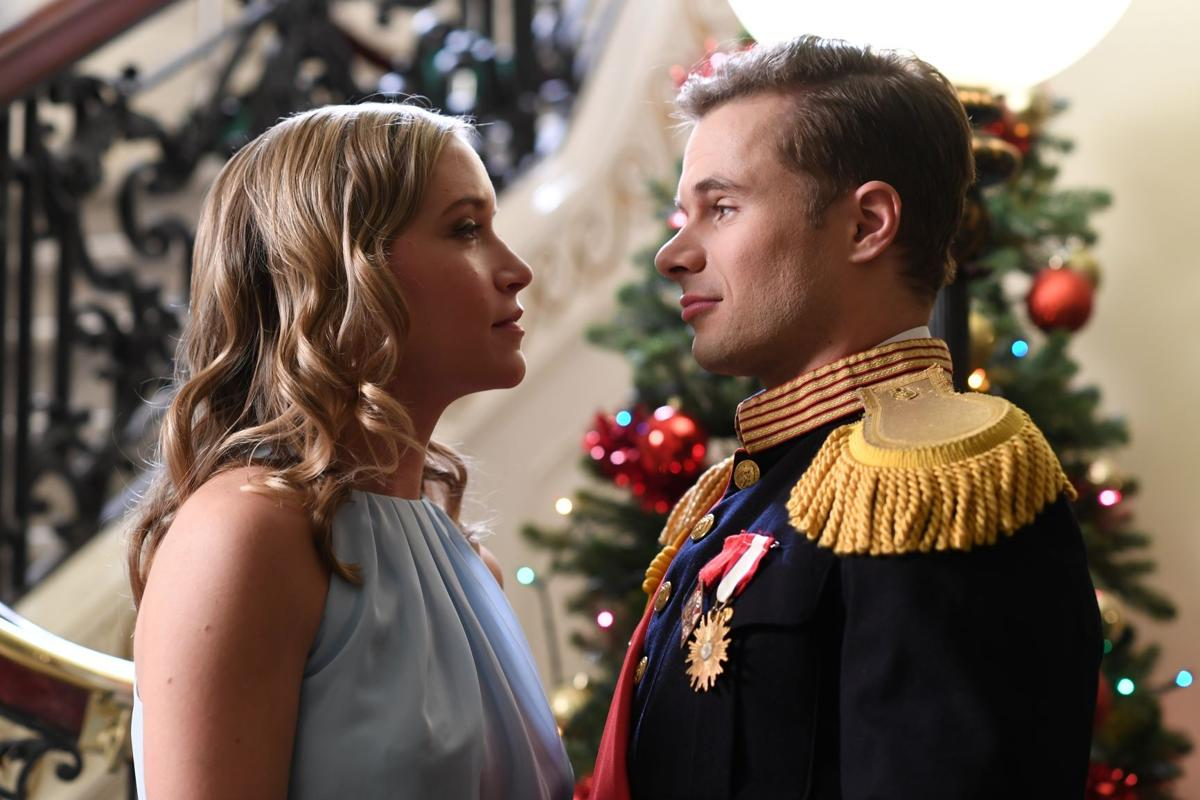 A Royal Christmas Engagement 1