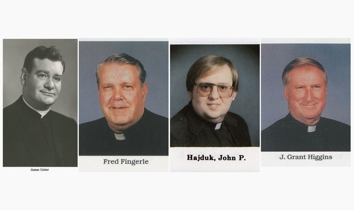four priest priests
