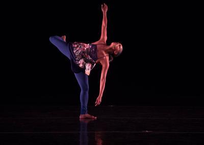Garth Fagan Dance UB CFA