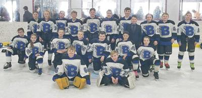 Blizzard PeeWees take fourth at State