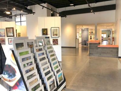 Northwest Passage Gallery opens the doors