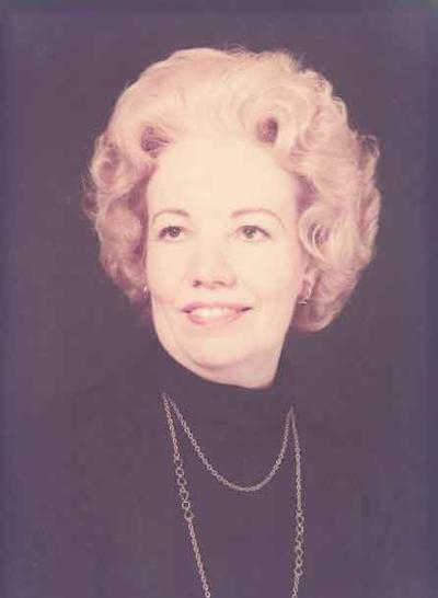 Dorothy Irene Cronquist