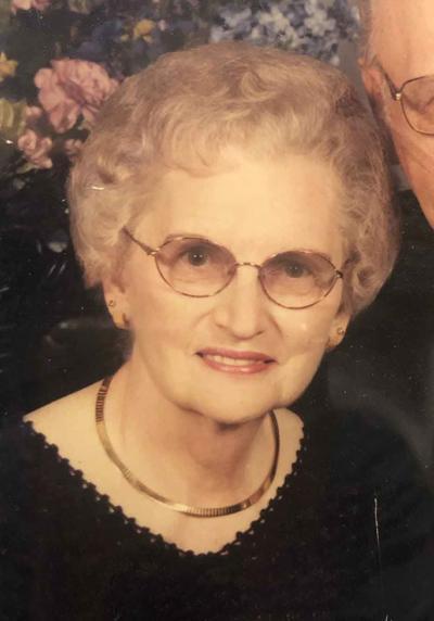 Marlys Mae Olson