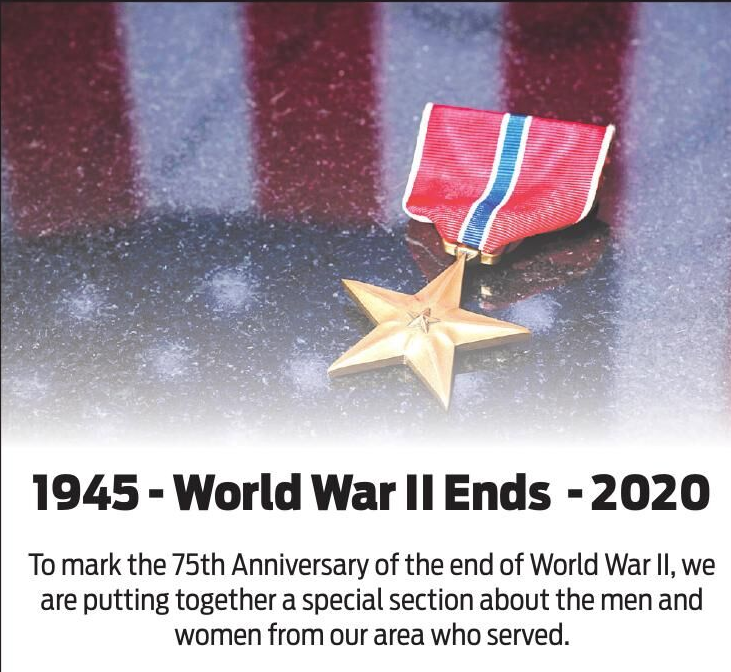 Readers' help sought for WWII section
