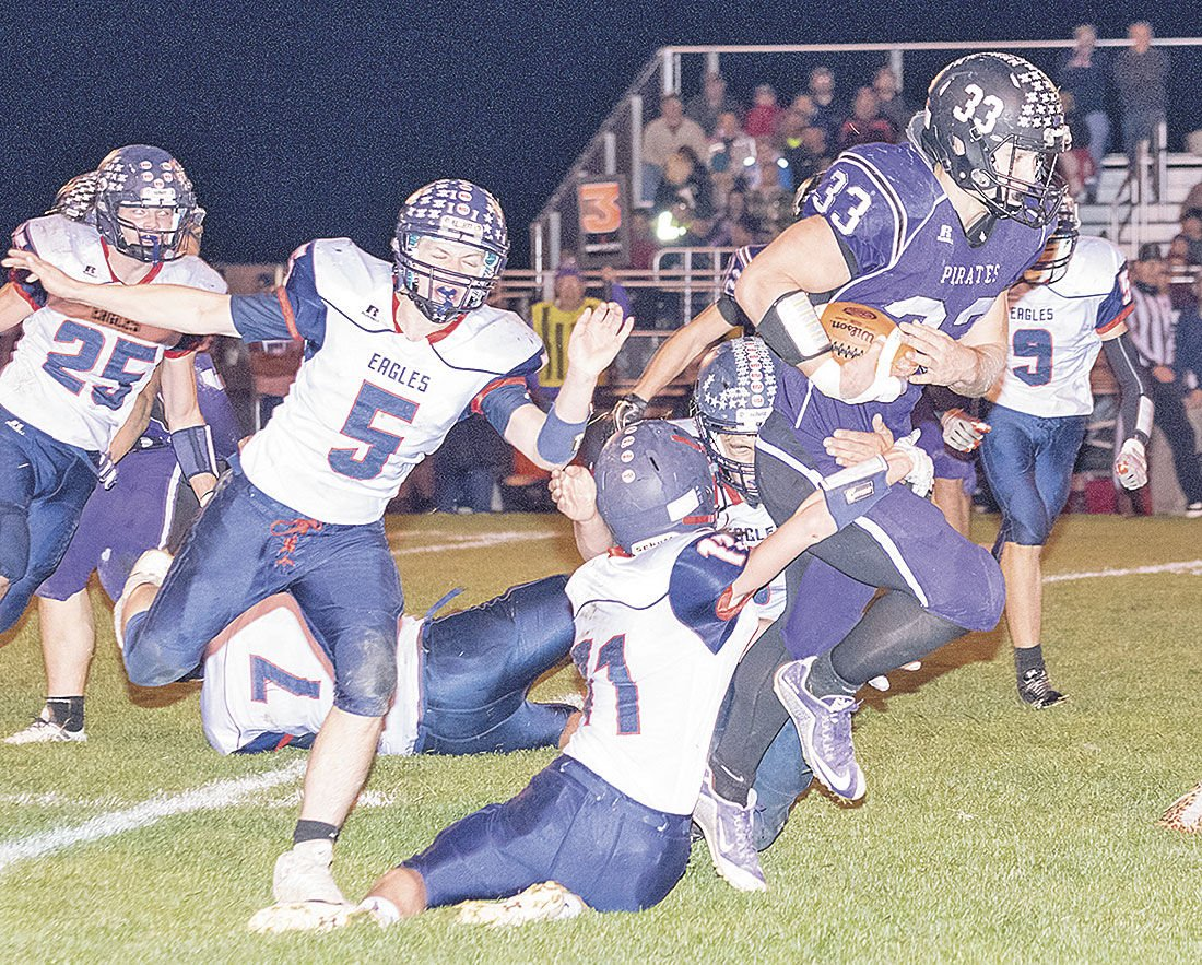 Pirates make history with win over Unity