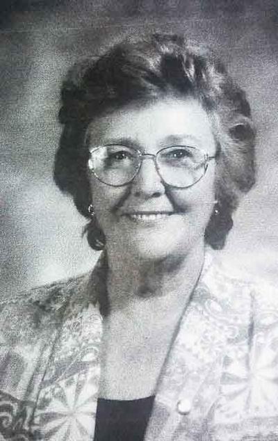 Beverly Ann (Hunter) Swenson