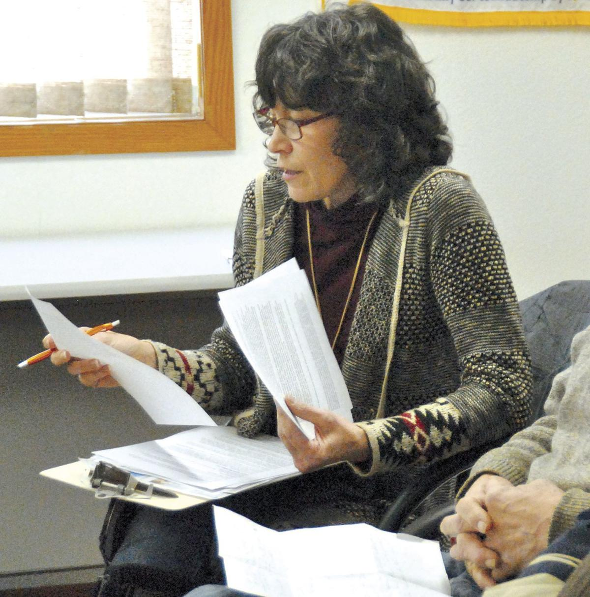 Board votes to send resolution to County regarding motorized vehicles on trail