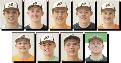 Lakeland All Conference Baseball teams selected