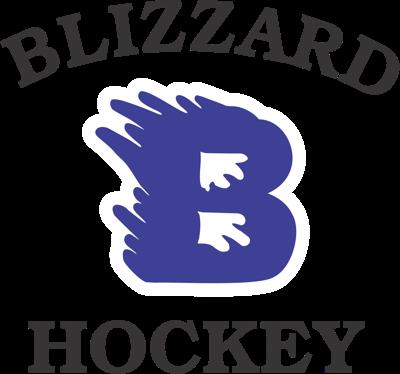 Blizzard Hockey Logo