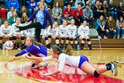 Grantsburg Volleyball
